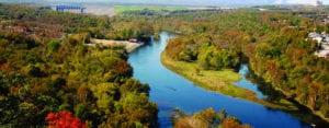 Lake Taneycomo Branson Missouri